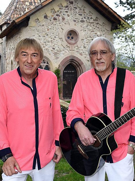Bernd und Karl-Heinz Ulrich aus dem mittelhessischen Villingen sind die Amigos