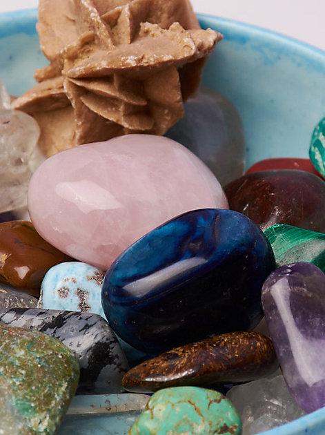 Energien der Edelsteine regen unsere natürlichen Heilkräfte an