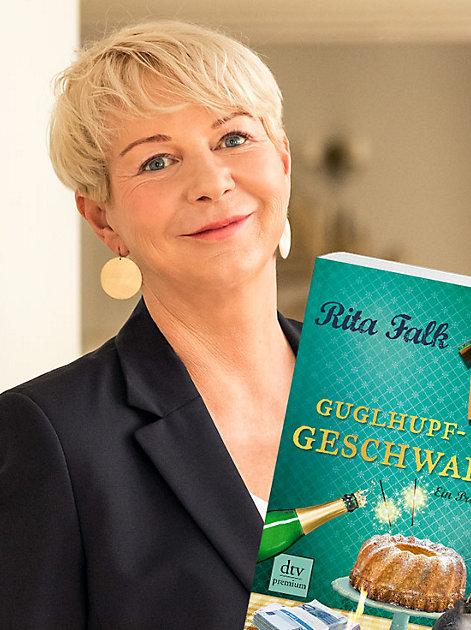 """Rita Falk und ihr neueste Eberhofer-Fall """"Guglhupf-Geschwader"""""""