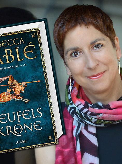 """Die England-Expertin über ihren neuen Roman """"Teufelskrone"""""""
