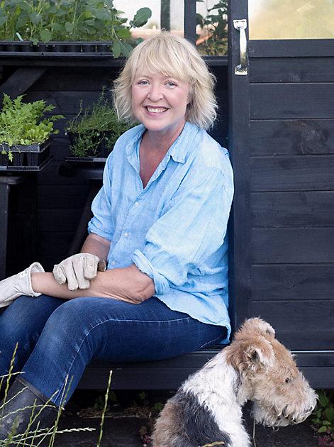 Glücklich im Garten: Meike Winnemuth