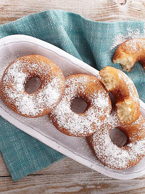 Donuts einfach selbermachen - so geht's!