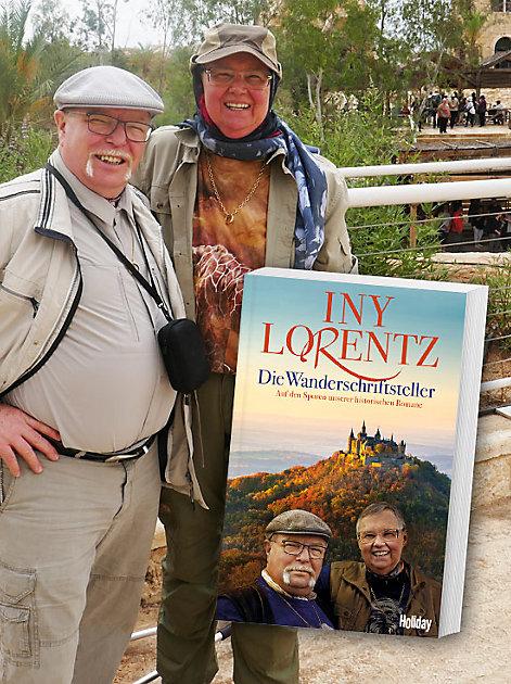 Das neue Buch von Iny Lorentz: Die Wanderschriftsteller