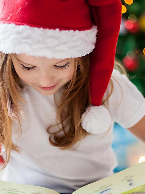 Kinder-Adventskalender zum Lesen