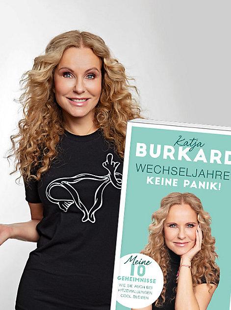 Katja Burkard über die Wechseljahre