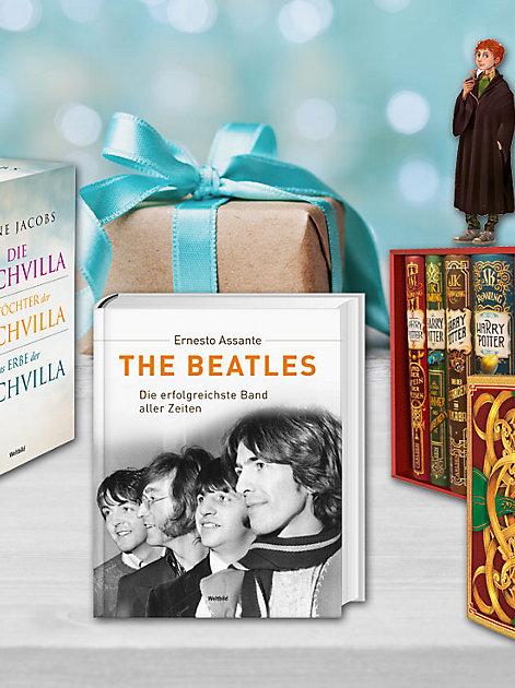 Für Leseratten: Die besten Bücher als Weihnachtsgeschenke – nach Lesevorlieben sortiert