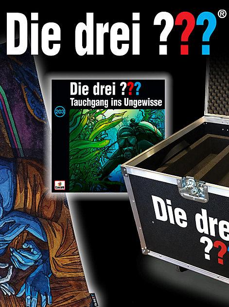 """Großes Gewinnspiel zur neuen Folge von """"Die drei ???"""""""