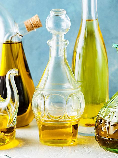Gesunde Küche: In vielen heimischen Ölen steckt hochwertiger Inhalt