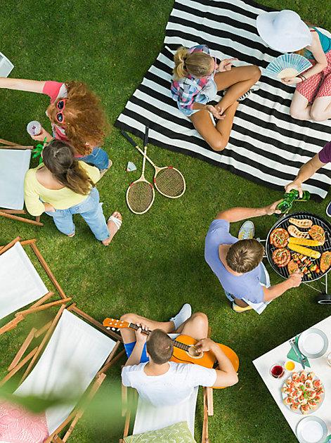 Immer eine gute Idee: Picknick im Sommer