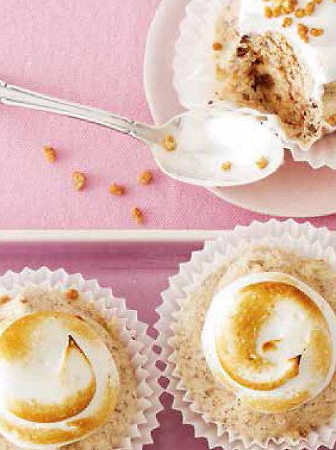 Eisgekühlt: Frozen Cookie Cupcakes