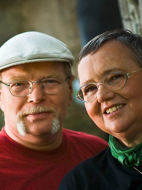 Iny Lorentz - das ist das Autorenduo Iny und Elmar