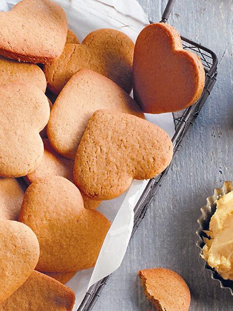 Ingwerplätzchen alias Pfefferkuchen schmecken würzig lecker