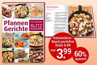 Dr. Oetker - Blitz-Kochen (Weltbild EDITION)