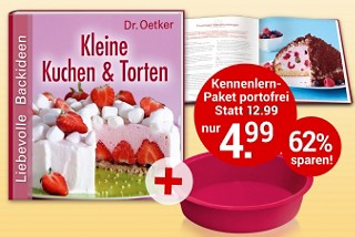 Dr. Oetker - Liebevolle Backideen (Weltbild EDITION)