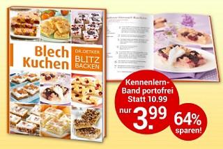 Dr. Oetker - Blitz-Backen (Weltbild EDITION)
