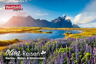 Oliva Reisen - Garten-, Natur- & Aktivreisen entdecken!