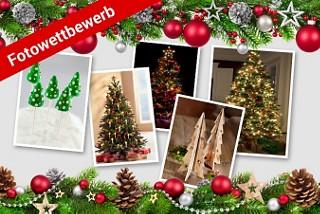 """Fotowettbewerb """"Oh mein schönster Tannenbaum"""""""