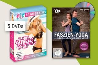 Fitness & Sport DVDs jetzt kaufen!