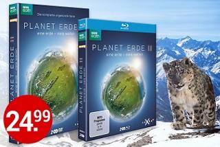 Planet Erde 2 auf DVD & Blu-ray jetzt bestellen!