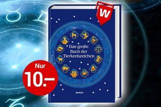 NEU: Alle 12 Tierkreiszeichen & ihre Bedeutung in der Astrologie