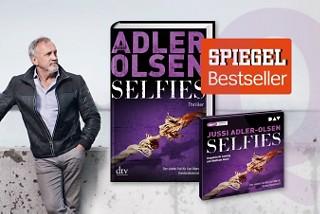 Jussi Adler-Olsen, Selfies