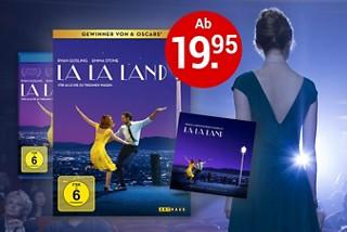 Ryan Gosling und Emma Stone mit selbst performten Songs und mitreissenden Tanznummern in einer traumhaft inszenierten Liebesgeschichte.