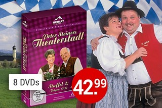 Peter Steiners Theaterstadl - Staffel 2