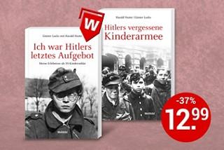 NEU! Hitlers Kindersoldaten - 2 Bände im Set