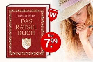 """Das Rätselbuch - mit Extrateil """"Reiserätsel"""""""