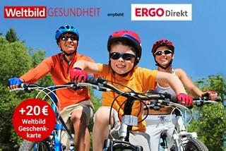Flexibler Unfallschutz von ERGO Direkt Versicherungen: 0800 / 502 7777 täglich von 7-24 Uhr gebührenfrei