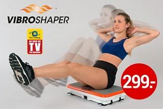 Vibro Shaper - trainiert den ganzen Körper!