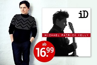 Michael Patrick Kelly - iD CD hier kaufen