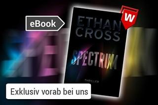 Eine neue rasante Thriller-Serie von Bestsellerautor Ethan Cross