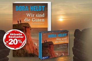 Dora Heldts neuer Sylt-Krimi