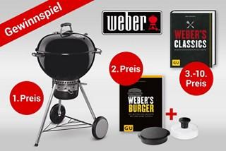 Grillfans aufgepasst: Tolle Preise für Ihr perfektes Grillerlebnis - jetzt mitmachen!
