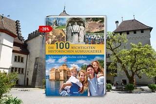 725 Jahre Schweiz: Schweizer Geschichte erleben