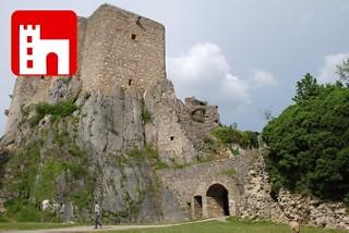 Besuchen Sie die Burg Landskron im Elsass