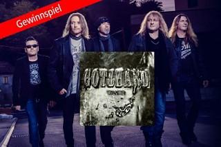 Endlich - das neue Album von Gotthard
