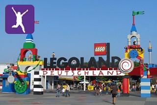 Familienausflug ins Legoland