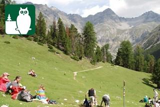 Das grösste Naturschutzgebiet der Schweiz - Alp Grimmels