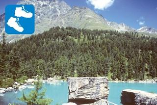 Seenwanderung im Val di Campo