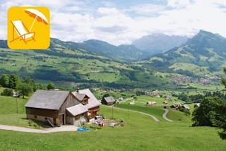 Wolzenalp oberhalb von Krummenau