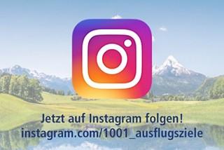 Wir sind auch auf Instagram - Jetzt folgen!