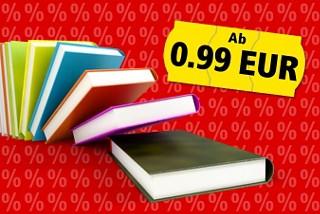 Buch-Sparwoche - Bücher ab 0.99 €