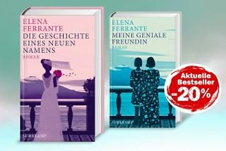 Band 2 der Neapolitanischen Saga jetzt zum Weltbild Bestsellerpreis