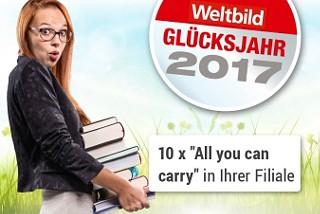 "Zusatzchance: ""All you can carry"""