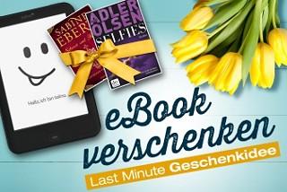 eBook verschenken - die Geschenkidee