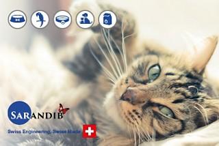Der Animal Chip für vitale Haustiere