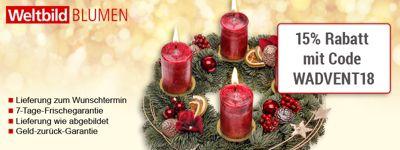 Wir freuen uns auf den Advent!