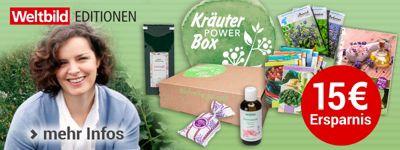 Kräuter Power-Box (Weltbild EDITION)